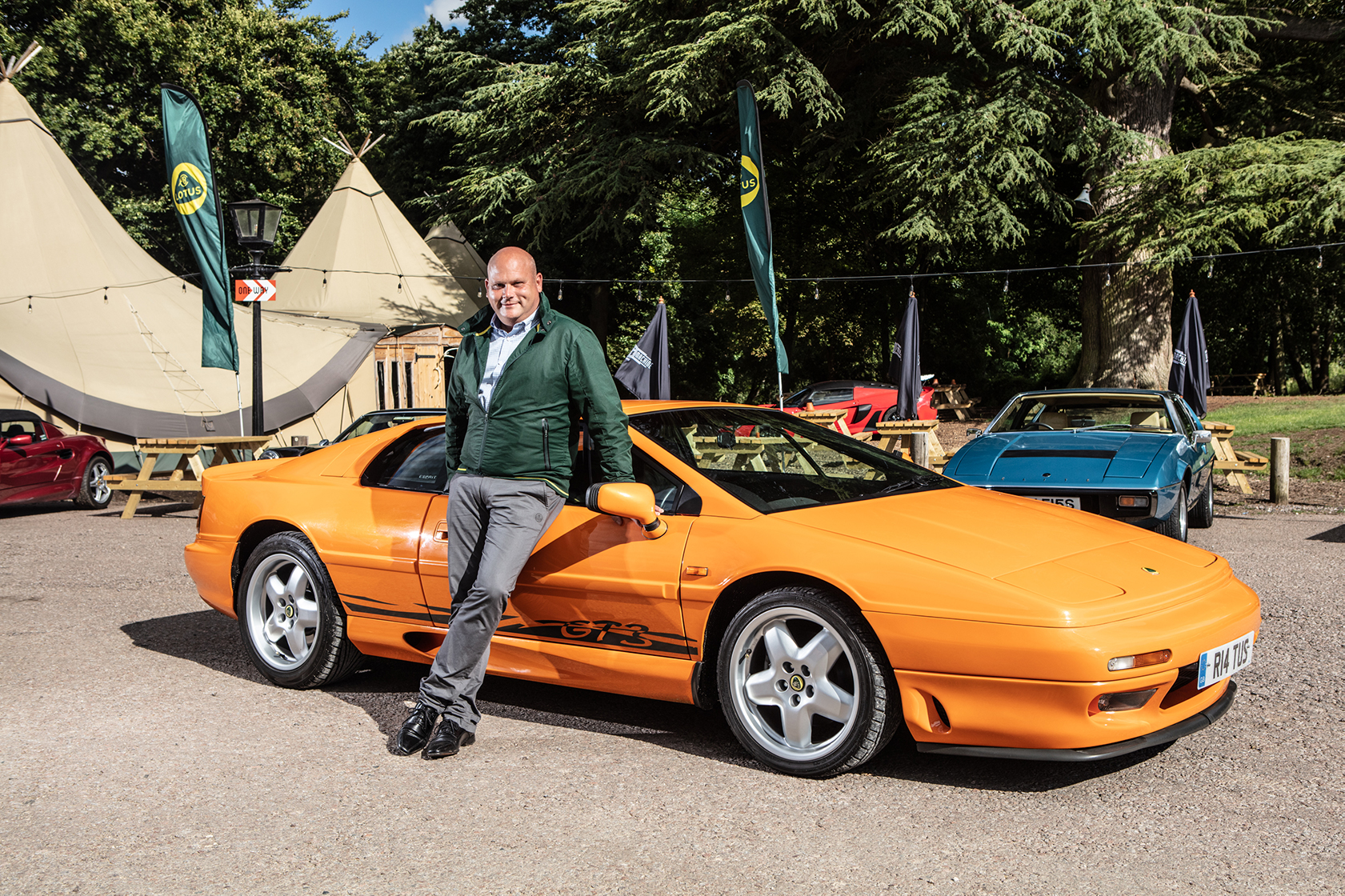 gavan kershaw lotus cars test driver 2020