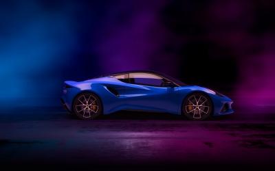 BTS – Car Studio Photoshoot